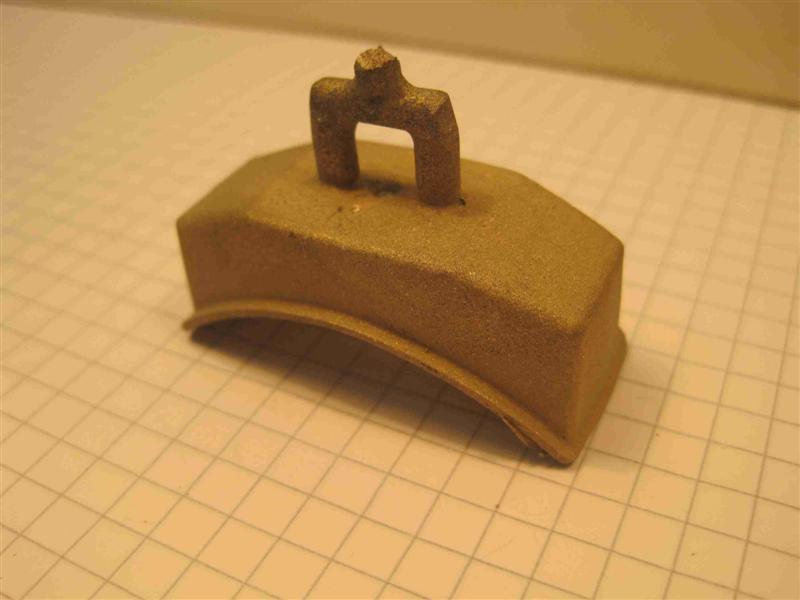 Sanddom, passend für BR 96