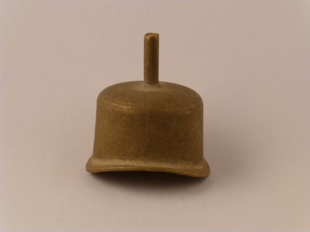 Dom, Durchmesser 27,5mm, 15,5mm hoch,  für Kessel-Durchmesser 52 +/- 2mm