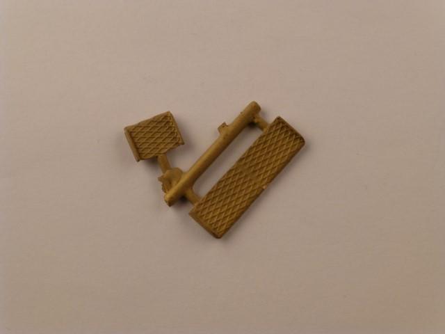 Trittstufen, 8 x 11,5mm und 8 x 22,5mm