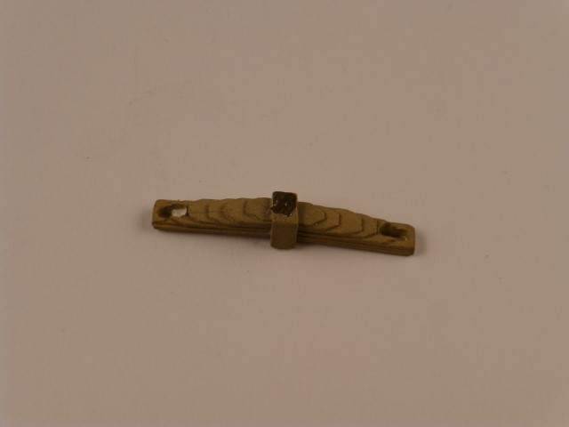 Blattfeder, Aufhängestichmaß 28mm, 4mm breit