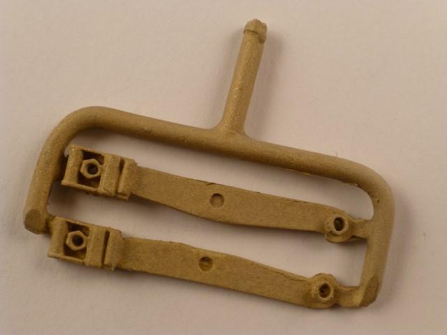 Bremshebel, Stichmaß 31mm, paar rechts/links, gebogen,  für z.B. E32