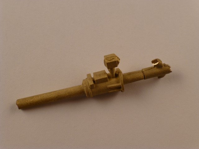 Kolbenstangen-Schutzrohr, Durchmesser 6mm, Länge 28mm