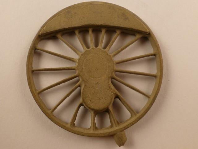 Treibrad, für 1750er Rad, 17 Speichen,  für Kurbelradius 11 +/- 0,5mm, passend zu 1.0542