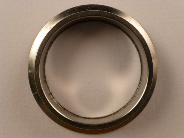 Radreifen, Edelstahl, für 850er Rad, Spurkranzhöhe 2mm,  Innen-Durchmesser 23,5mm, Breite 5,8mm