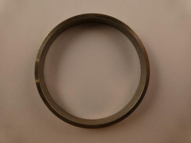 Radreifen, Edelstahl, für 1400er Rad, Spurkranzhöhe 1,3mm,  Innen-Durchmesser 40mm, Breite 5,8mm