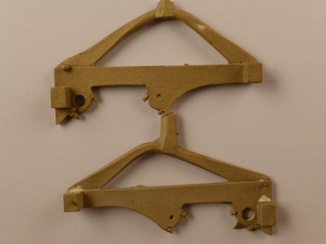 Schwingenlängsträger BR 56/58, paar rechts/links