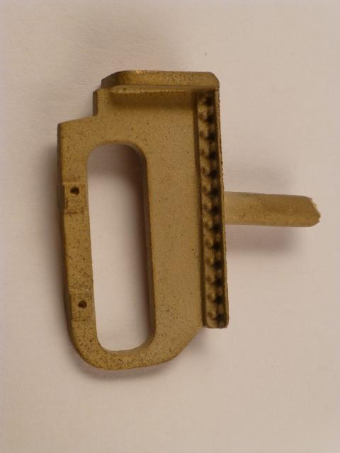 Rahmenquerträger für Schwingenlagerbock, paar rechts/links