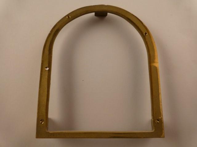 Hinterer Versteifungs-Rahmen für Stehkessel,  Durchmesser 62 +/- 2mm