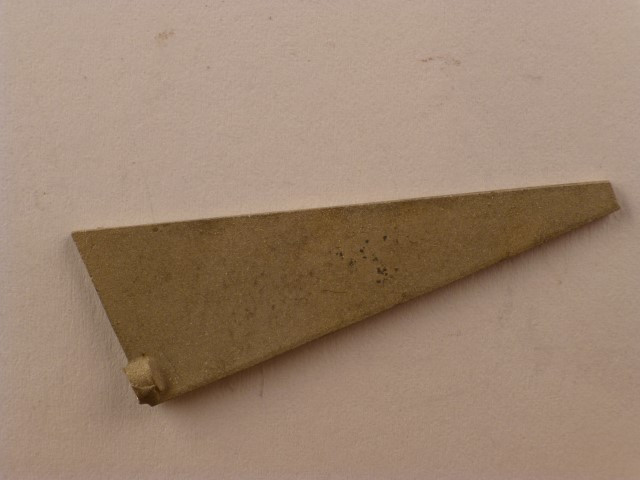 Kohlenkastenstützen für Tender, 13,5 x 37mm