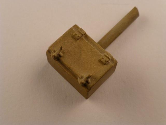 Staukasten, 10,5 x 15mm, 9mm tief