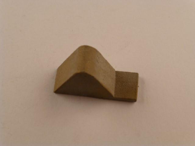 Abdeckung für Aufwerfhebel oder Schwinge, groß,  Montage auf Umlaufblech
