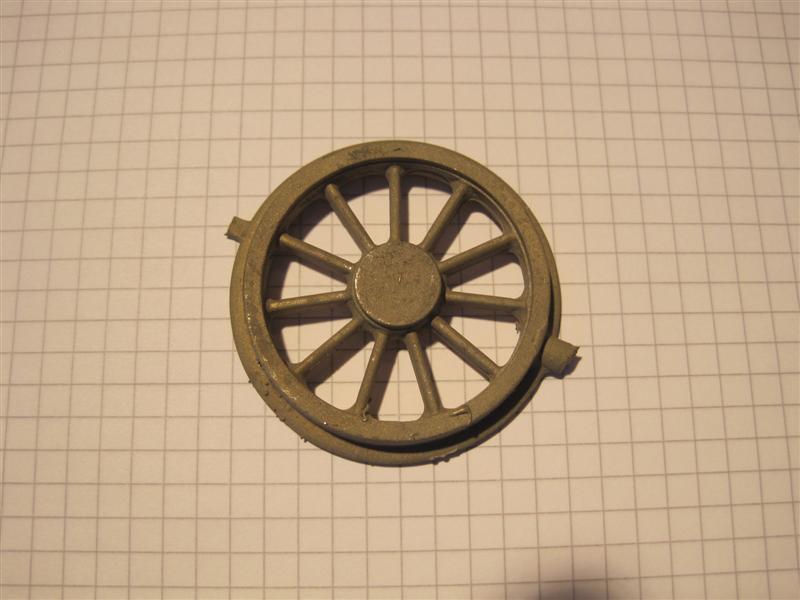 Laufrad, 1000mm für Spur 2
