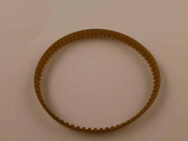 Bando-Zahnriemen T 2,5 ,Breite 6mm, 180mm lang